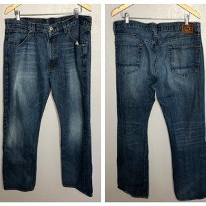 RL Polo Jeans Co. Relaxed Dark Wash 5-Pocket Jeans